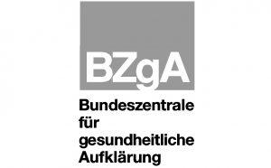 Logo BZgA